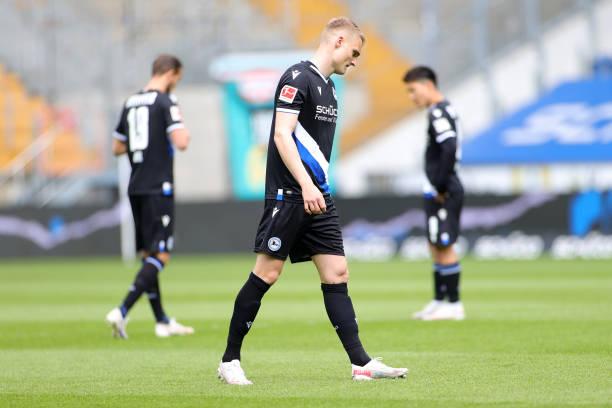 DEU: DSC Arminia Bielefeld v TSG Hoffenheim - Bundesliga