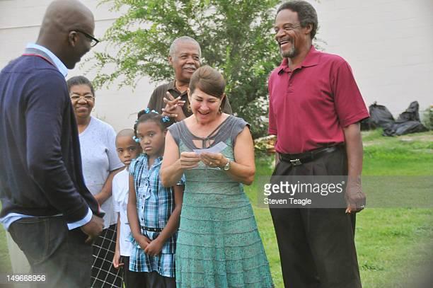 MILLIONAIRE 'Amos Winbush New Orleans LA' CEO and founder of multimillion dollar technology company CyberSynchs Amos Winbush III returns to his...