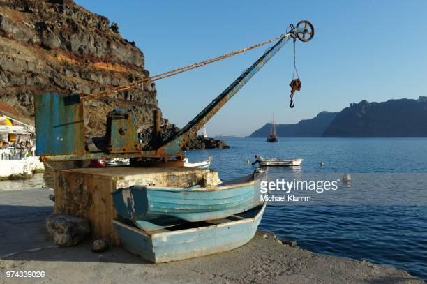 Amoudi Bay Santorini