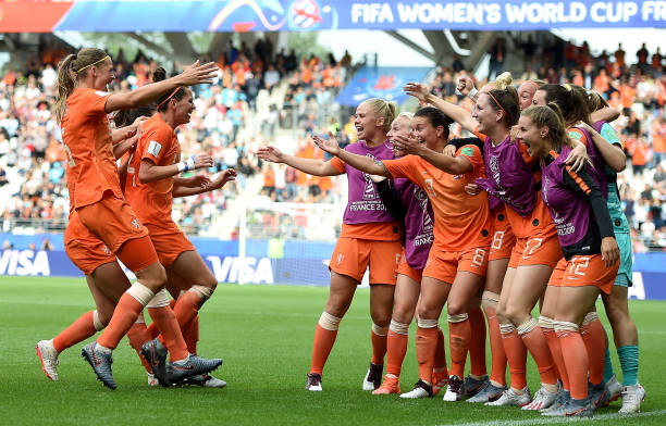 FRA: Netherlands v Canada: Group E - 2019 FIFA Women's World Cup France