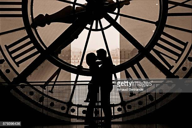 amoureux - musee d'orsay stock pictures, royalty-free photos & images