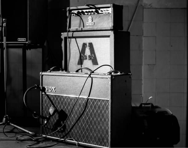 Amp stack