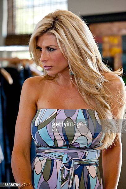 COUNTY 'Amped Blondes Evil Eyes' Episode 601 Pictured Alexis Bellino