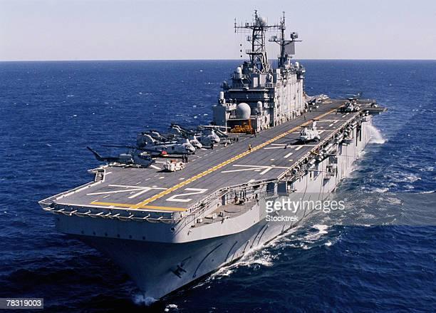 Amphibious assault ship USS Saipan