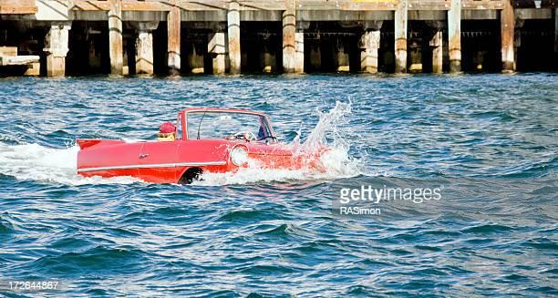Amphibische Automobile