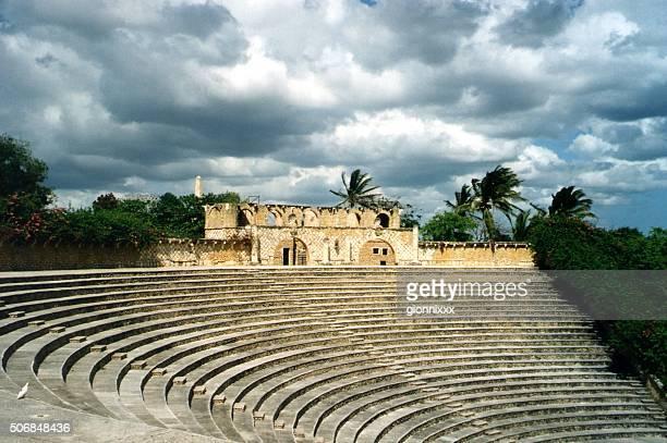 amphitheater at Altos De Chavon, Dominican Republic