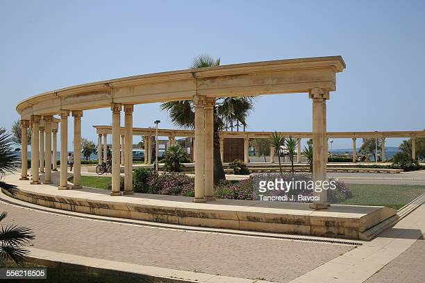 Amphitheatre Gardens in Palma