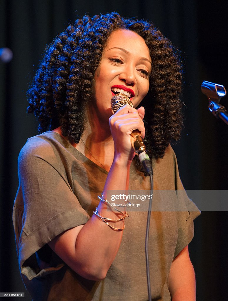 Amplifier winner Kirby Maurier performs at the GRAMMY Pro Songwriters Summit at The Uptown on May 12, 2016 in Oakland, California.