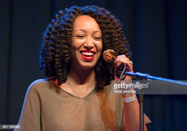 Amplifier winner Kirby Maurier performs at the GRAMMY Pro Songwriters Summit at The Uptown on May 12 2016 in Oakland California
