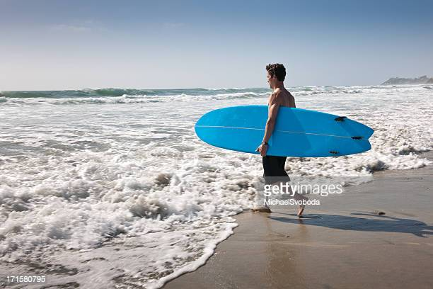 Amputee Surfer