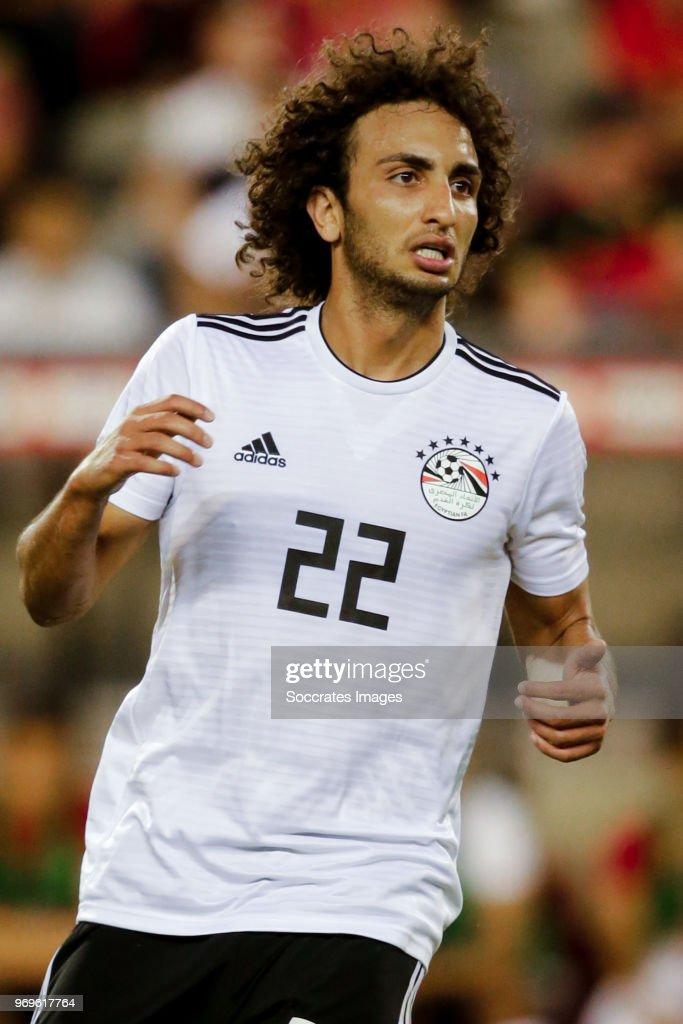 Belgium v Egypt - International Friendly