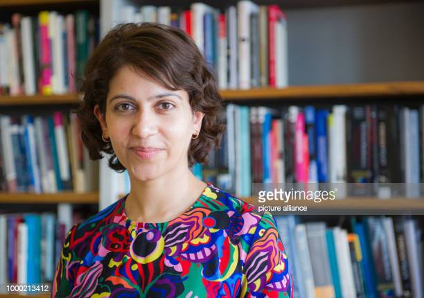 Amrita Narlikar president of the Giga research institute in Hamburg speaks at her office in Hamburg Germany 15 June 2017 Narlikar appeals to the...