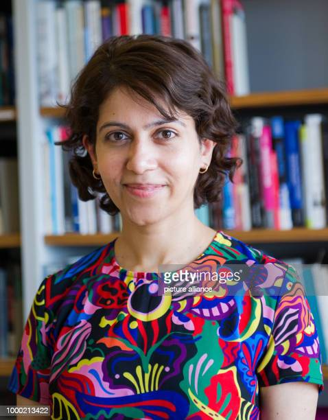 Amrita Narlikar president of the Giga research institute in Hamburg speaks at her office in Hamburg Germany 15 June 2017 Narlikar appeals to the...