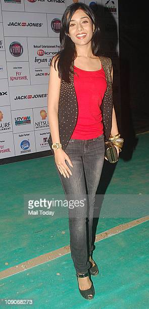 Amrita Rao at rock star Bryan Adams Live in Concert India Tour at MMRDA Grounds Bandra Kurla Complex in Mumbai