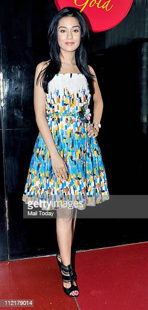 Amrita Rao at the music launch of the film 'Love U Mr Kalakaar' at Cinemax Mumbai on 13th April 2011