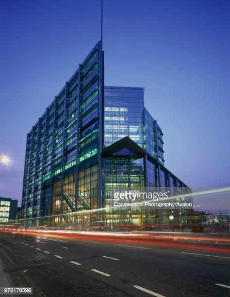 Amro Building, London, United Kingdom,.