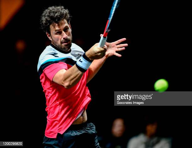 Amro WTT Robin HAASE during the ABN Amro WTT at the Ahoy on February 12, 2020 in Rotterdam Netherlands