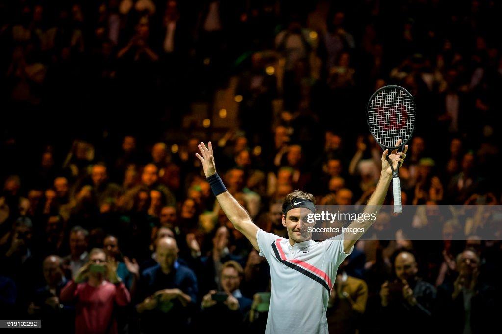 ABN Amro World Tennis Tournament : Foto di attualità