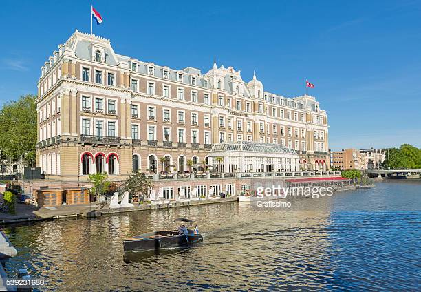 Amstel hotel in Amsterdam Netherlands