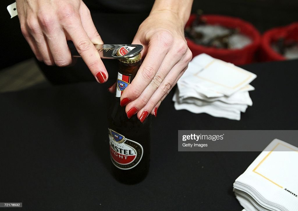 Amstel Light Beer Being Served At U0027The World Cuisine Eventu0027 Hosted By LA  Magazine