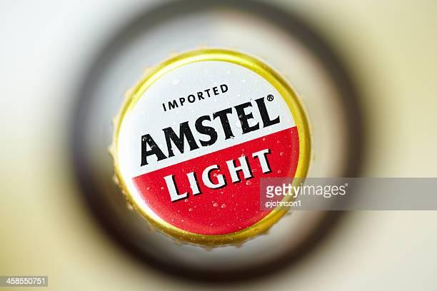 Amstel Light cap