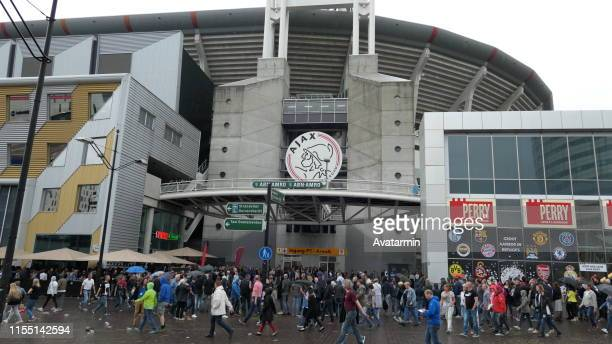 amsterdam arena - classical mythology character stock photos and pictures