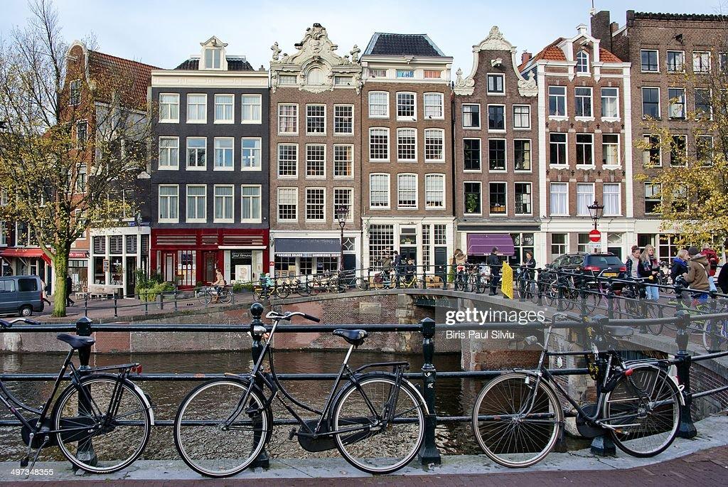 Beautiful Amsterdam : News Photo