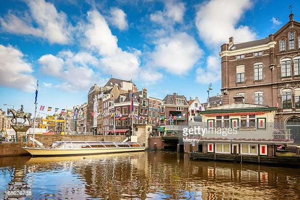 Amsterdam City in Summer