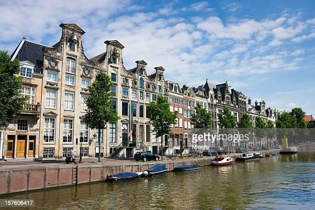 Amsterdam Gracht Canal Netherlands