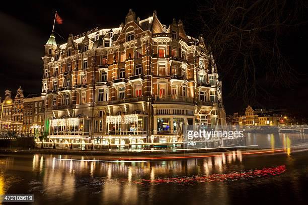 Amsterdam, Hotel De l'Europe