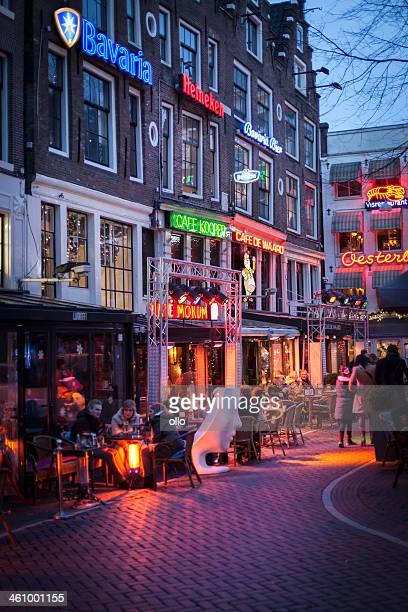 Amsterdam, Place Leidseplein