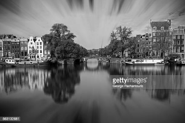 Amsterdam long exposure