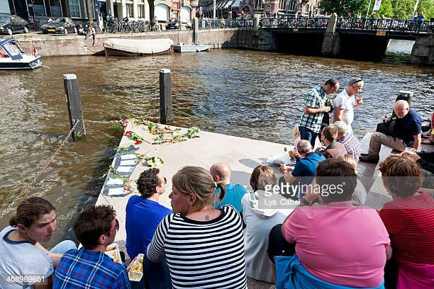 amsterdam - monument stock pictures, royalty-free photos & images