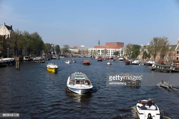 Amsterdam, september, 2017