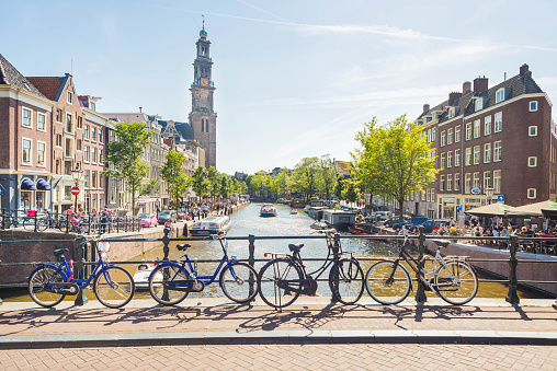 Amsterdam Summer 507792412