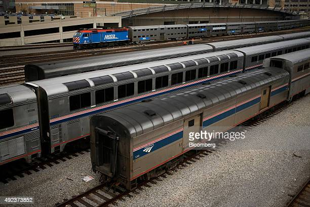 Amtrak Superliner Pictures and Photos - Getty Images