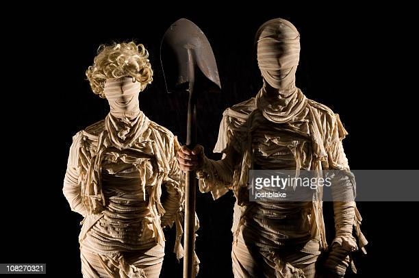 amummified gothic - mummy stock photos and pictures