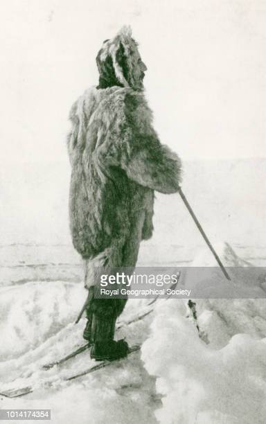 Amundsen in his furs Amundsen made use of native technology learnt during his time in the Arctic when embarking on his Antarctic expedition His use...