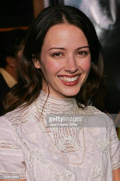 "Amy Acker during ""Serenity"" Los Angeles Premiere at Universal City Cinemas in Universal City, California, United States."