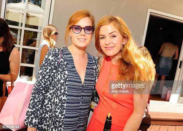 Amy Adams and Isla Fischer attend the Jen Klein Day of Indulgence 2016 on August 14 2016 in Los Angeles California