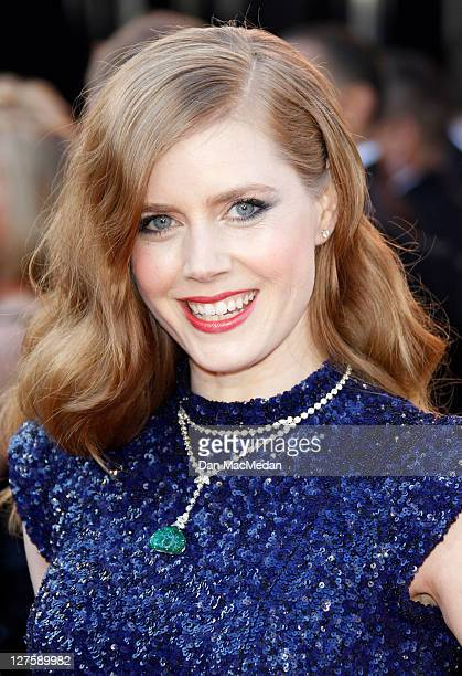 Amy Adams arrives at the 83rd Annual Academy Awards held at the Kodak Theatre on February 27 2011 in Hollywood California