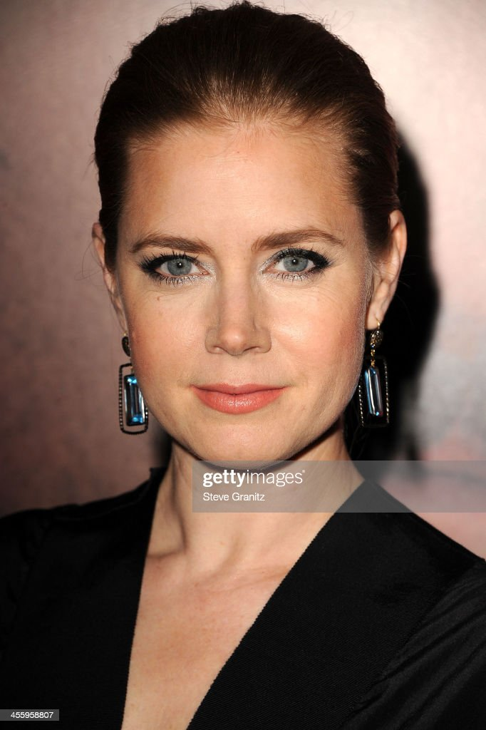 Amy Adams arrives at the 'Her' Los Angeles Premiere - Arrivals at Directors Guild Of America on December 12, 2013 in Los Angeles, California.