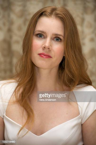 Amy Adams at the 'Doubt' press conference at the Four Seasons Hotel on November 19 2008 in Beverly Hills California
