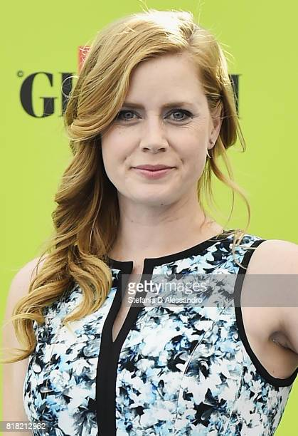Amy Adams attends Giffoni Film Festival 2017 Day 5 Photocall on July 18 2017 in Giffoni Valle Piana Italy