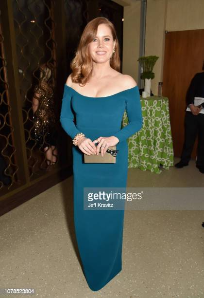 Amy Adams attends HBO's Official 2019 Golden Globe Awards After Party on January 6 2019 in Los Angeles California