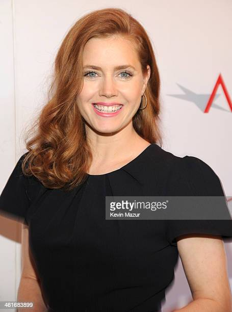 Amy Adams attends the 14th annual AFI Awards Luncheon at Four Seasons Hotel Beverly Hills on January 10 2014 in Beverly Hills California