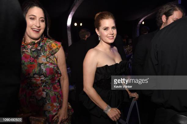 Amy Adams attends the 25th Annual Screen ActorsGuild Awards at The Shrine Auditorium on January 27 2019 in Los Angeles California 480493