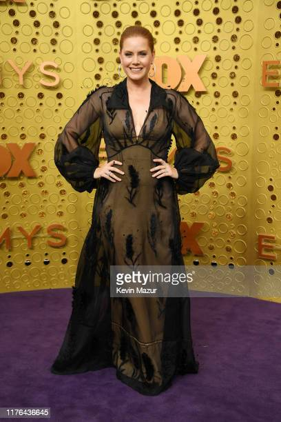 Amy Adams attends the 71st Emmy Awards at Microsoft Theater on September 22 2019 in Los Angeles California