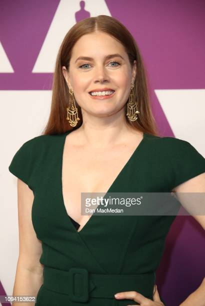 Amy Adams attends the 91st Oscars Nominees Luncheon at The Beverly Hilton Hotel on February 4 2019 in Beverly Hills California