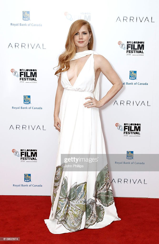 'Arrival' - Royal Bank Of Canada Gala - 60th BFI London Film Festival